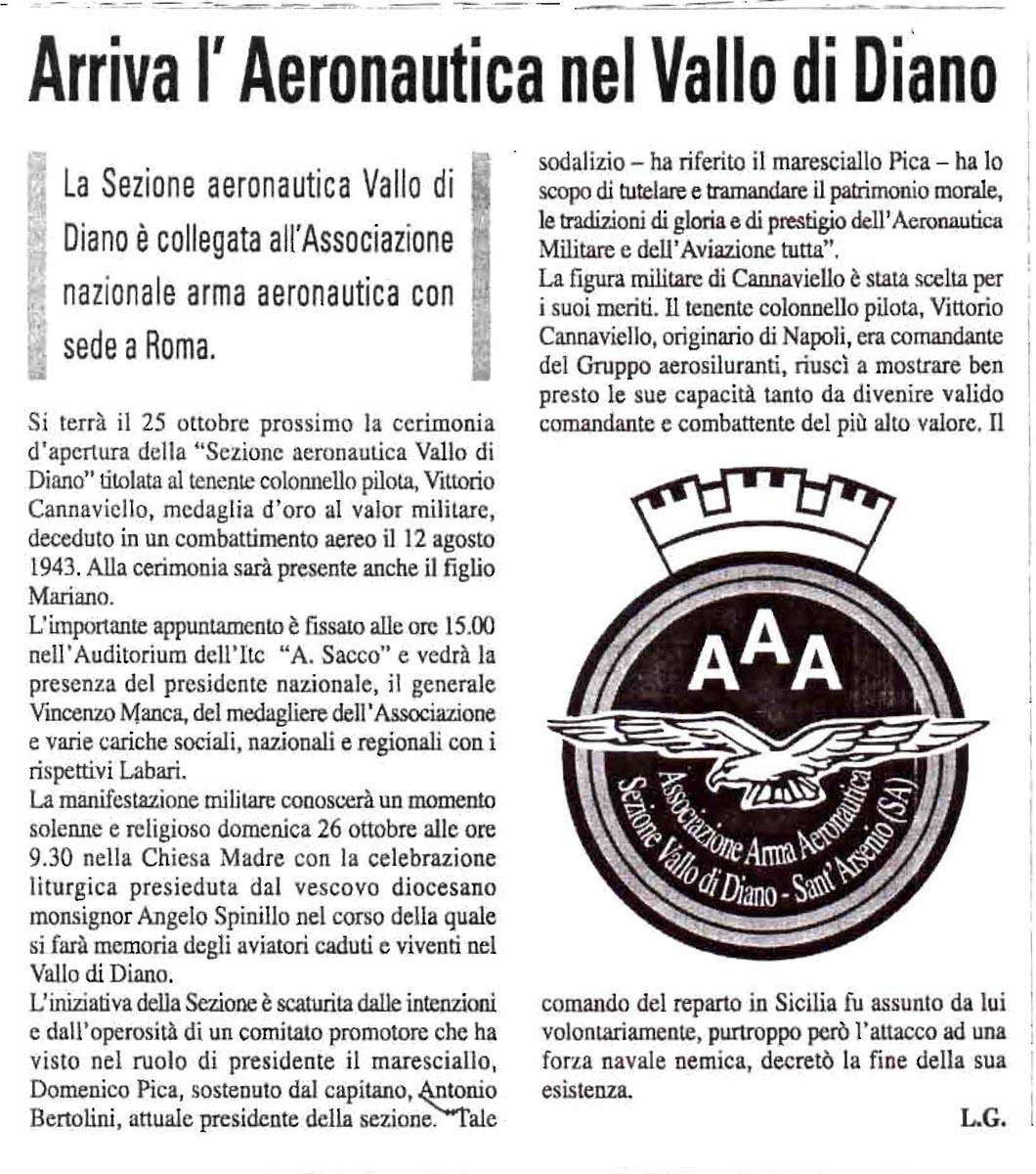 LaCittà_x.2003_articoloAAA_Vallo di Diano