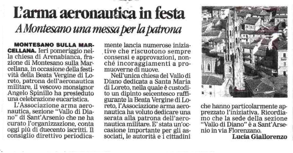 LaCittà_11.12.2004_articoloAAA_Vallo di Diano